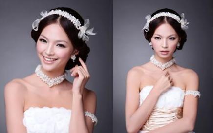 化妆师新娘结婚跟妆多少钱一天 化妆知识