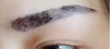 半永久纹眉脱痂之后发现颜色很淡甚至没有颜色,这是怎么回事呢? 纹绣知识 南京超妍美容化妆美甲学校