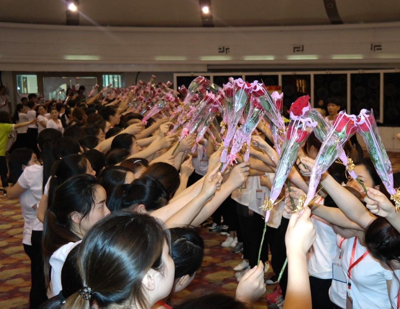金陵超妍2016责任成长暨上半年度总结大会圆满召开