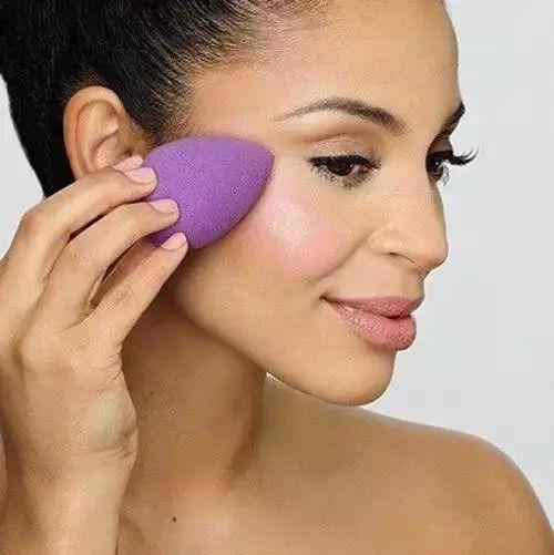 美妆蛋的使用技能 ,99%的人都不知道!! 化妆知识 南京超妍美容化妆美甲学校
